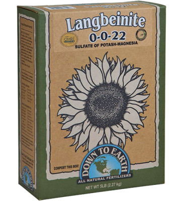 Langbeinite Fertilizer