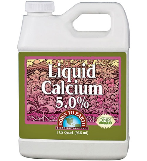 Liquid Calcium Fertilizer