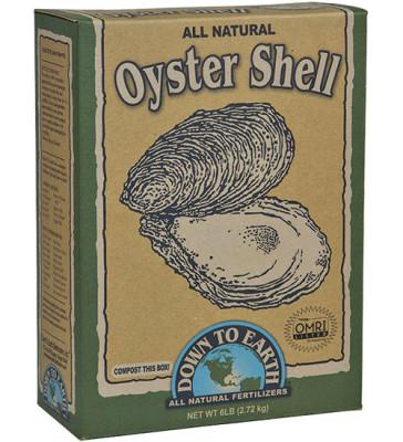 Oyster Shell Fertilizer