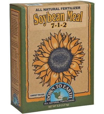 Soybean Meal Fertilizer