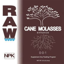 RAW Cane Molasses (Enhance)