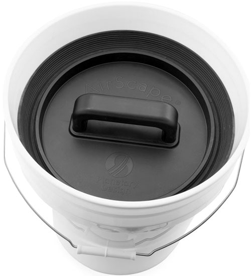 AirScape Bucket Lid