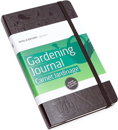 Moleskine® Gardening Journal