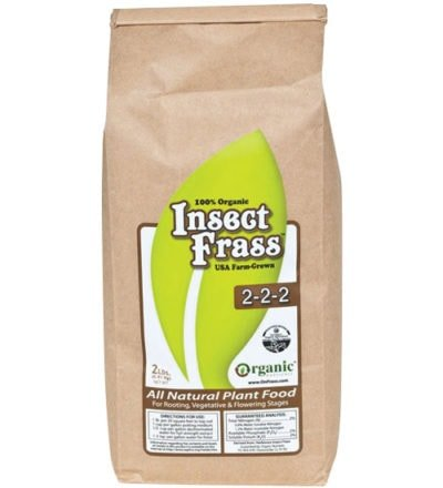 Organic Insect Frass