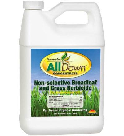 AllDown Organic Herbicide