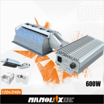 Nanolux 600W DE Grow Light
