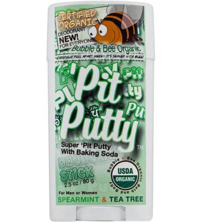 Pit Putty Organic Deodorant