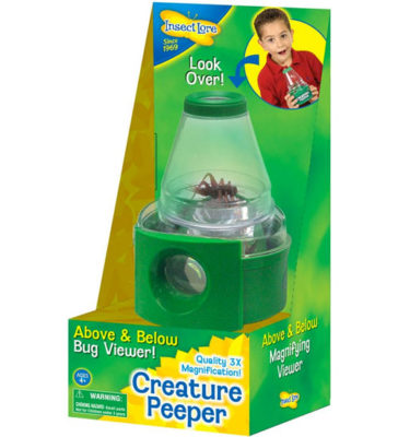 Creature Peeper Bug Viewer