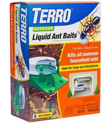 TERRO Outdoor Ant Bait