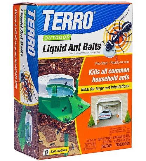 Liquid Ant Bait Outdoor By Terro 6pk Planet Natural