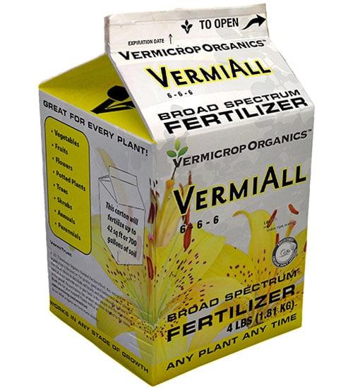Vermicrop All Purpose Dry Fertilizer