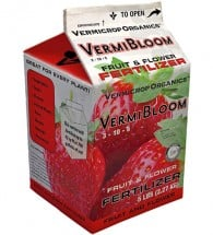 VermiBloom Fruit and Flower Fertilizer
