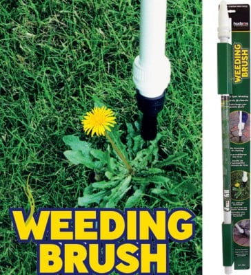 Weeding Brush Wand (Herbicide Applicator)