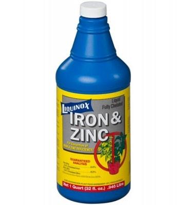 Iron & Zinc Fertilizer