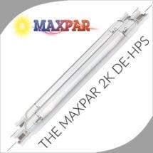 MAXPAR DE HPS Lamps