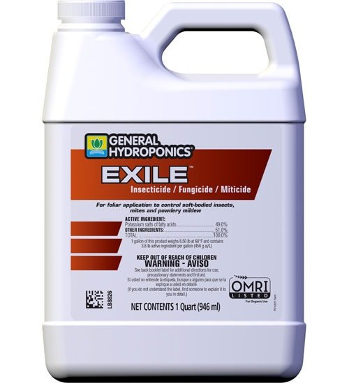 General Hydroponics Exile