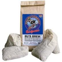 Bu's Brew Malibu Compost Tea Bags
