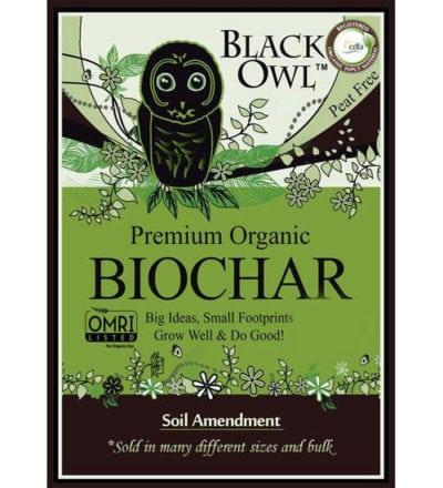 Black Owl Biochar