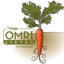 OMRI Listed