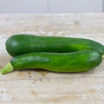 Zucchini, Black Beauty (Baker Creek) 1