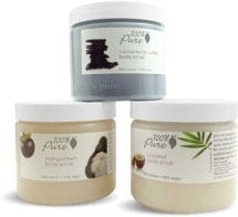 Coconut Body Scrub 1