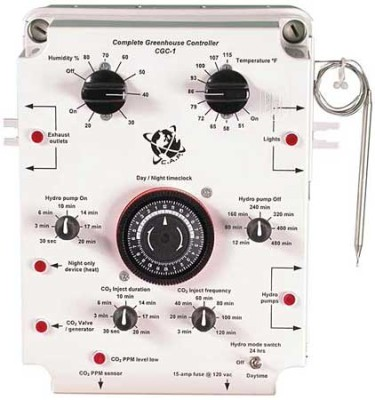Complete Greenhouse Controller (CGC-1e) 1