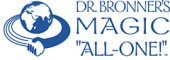 Dr. Bronner's Magic All-One!