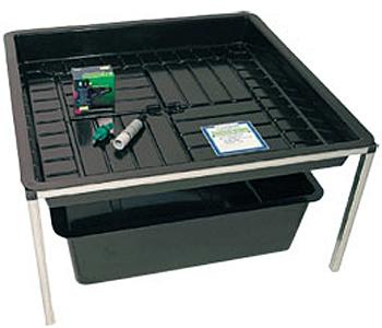 Econo 1-Tray Hydroponic System 1