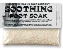Soothing Foot Soak 1