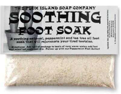 Soothing Foot Soak 1