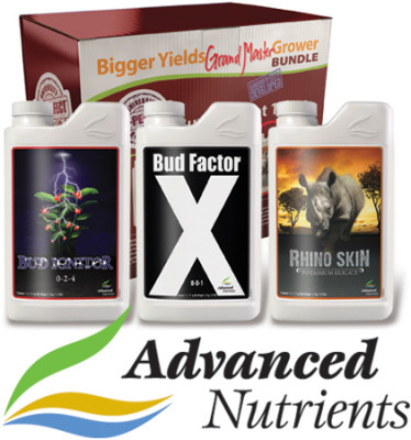 Advanced Nutrients Grand Master Bundle 1