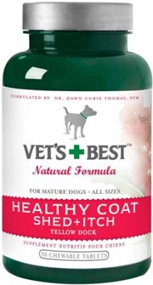 Healthy Coat Shed & Itch 1