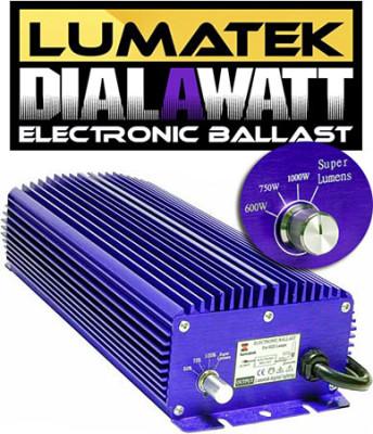 Lumatek Ballast (1000 watt) 1