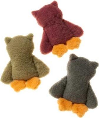 Eco Owl Dog Toy 1