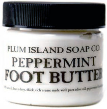 Peppermint Foot Butter 1