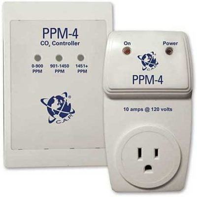 CO2 Monitor & Controller (PPM-4) 1