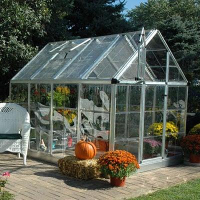 Snap & Grow Greenhouse 1