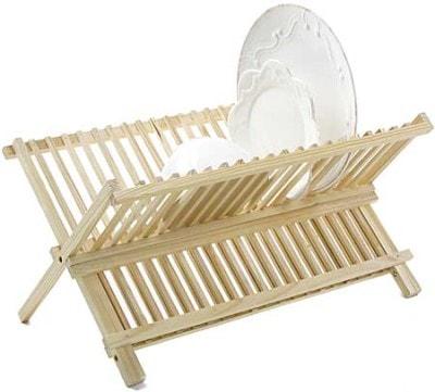 Folding Dish Rack 1